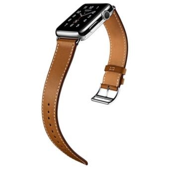 Lærreim for Apple Watch 38/40mm