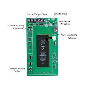 Battery Charger Activation PCB Board for iPhone Repair Service Dedicated Power Cable Tools > Measuring & Testing