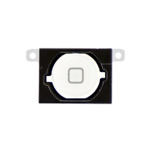 iPhone 4S Home Button with Rubber Gasket White iPhone > iPhone 4S