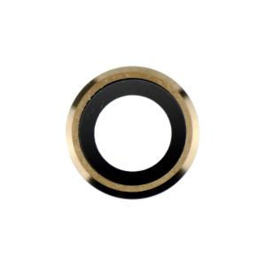 iPhone 6/6S Rear Camera Holder with Lens - Gold iPhone > iPhone 6