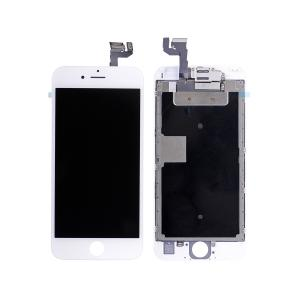 iPhone 6S LCD Screen Full Assembly without Home Button - White iPhone > Parts by Types > LCD Screen