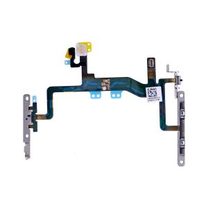 iPhone 6S Power Button Flex Cable with Metal Bracket Assembly iPhone > iPhone 6s
