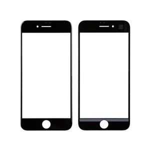 iPhone 7 Front Glass - Black