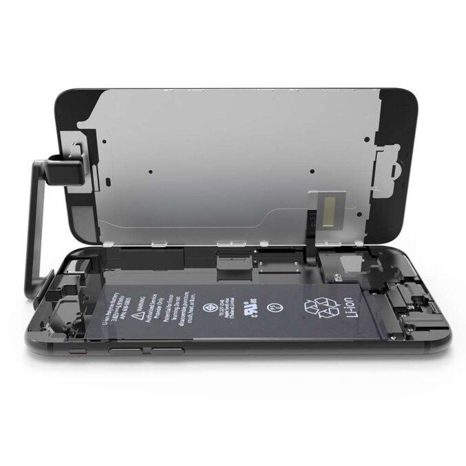 Reparasjons holder for telefon / nettbrett