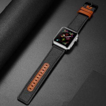 PU-lær Klokkereim for Apple Watch 42/44mm