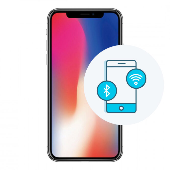 Bytte wifi antenne på iPhone X