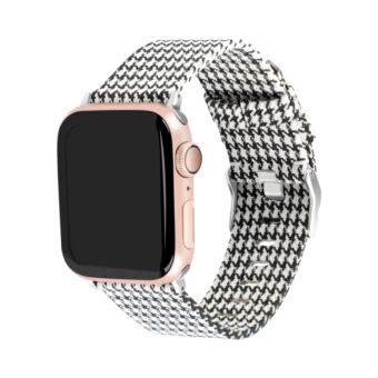 Canvas klokkereim for Apple Watch 42/44mm