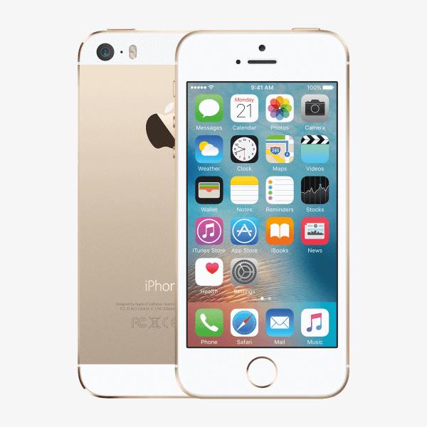 Bilde av Iphone 5s Gull Med 32 Gb Lagring (litt Brukt)